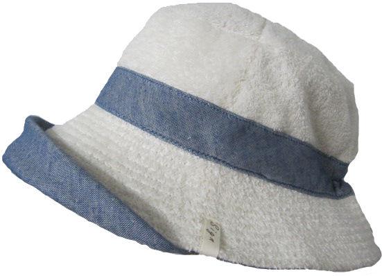 パイルの帽子_表_サイン