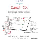 2020 春夏帽子 CANAL展