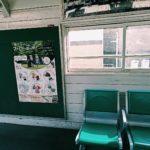 駅広告スタート☆帽子ファミリーセール東京